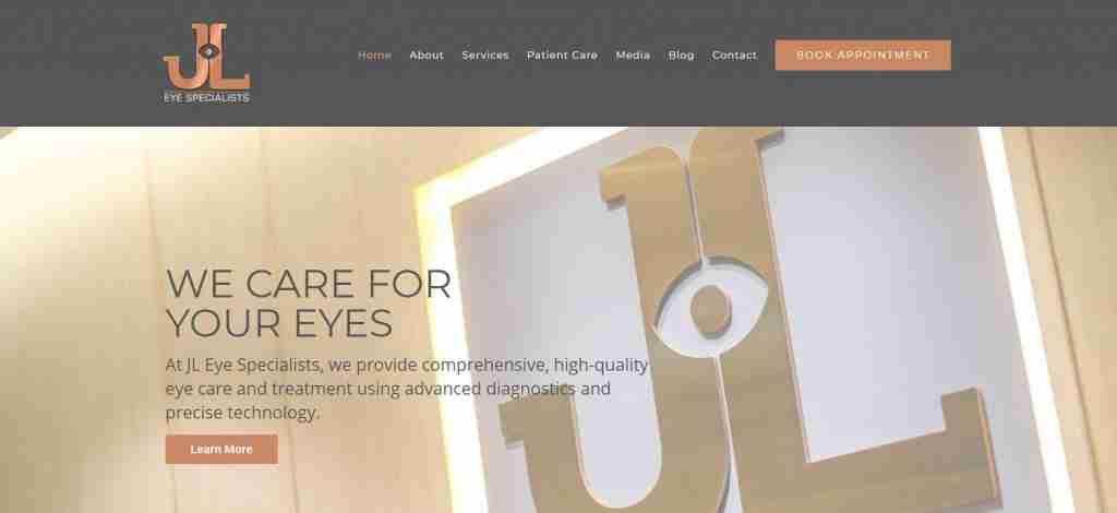 JL Eye Specialist