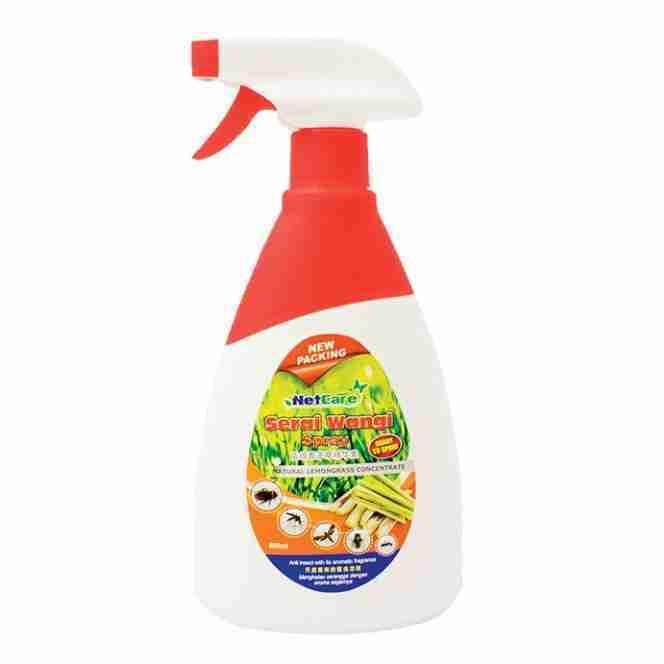 NetCare lemongrass insect repellent spray