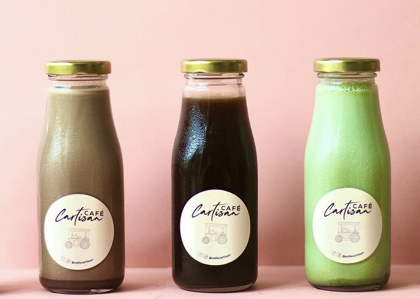 cold brews from cafe cartisan